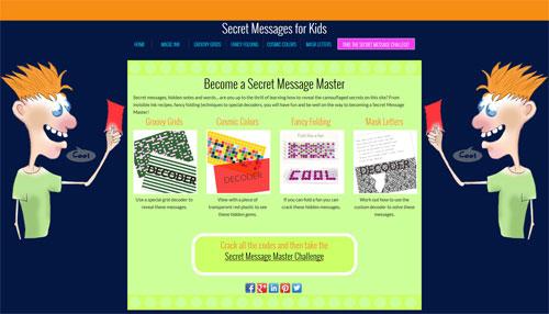 secret messages for kids