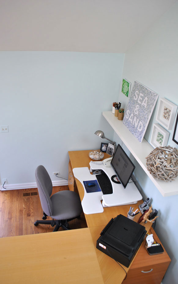 Home office creative in chicago