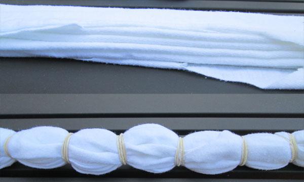 shibori-fold
