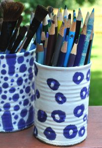 blue-white-tin-can-craft-project