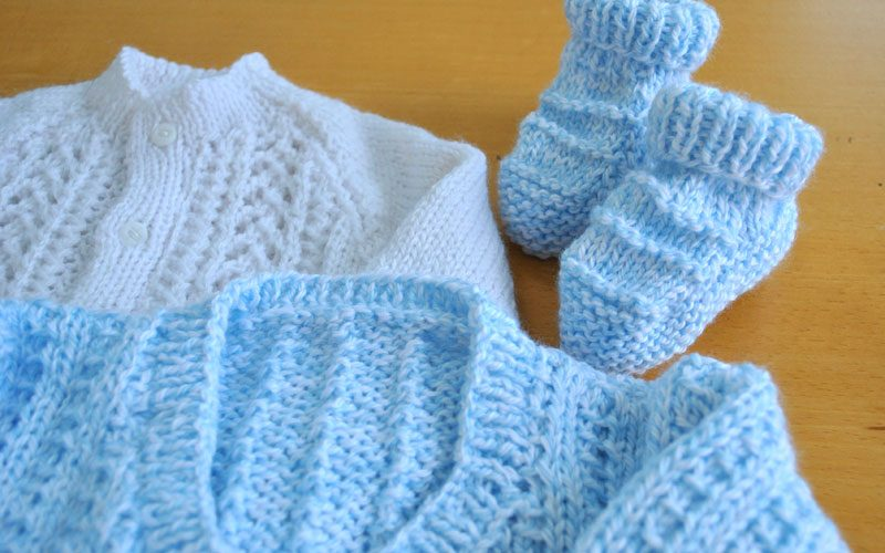 sweet baby knits