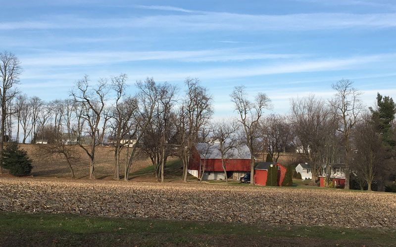 pennsylvania countyside