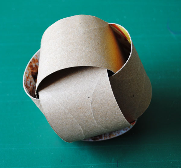 paper orb tutorial