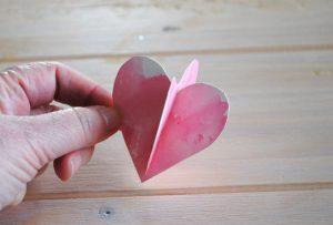 3d heart craft