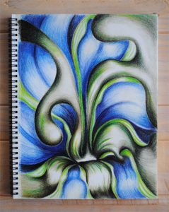 triffid abstract art