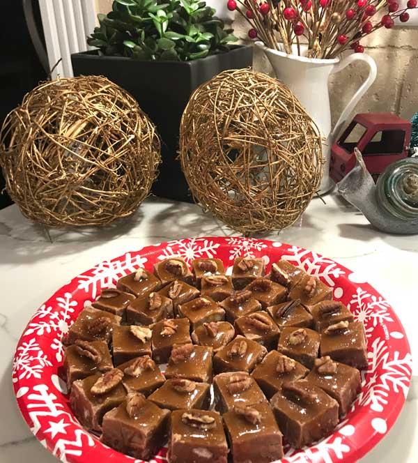 fabulous chocolate pecan fudge recipe