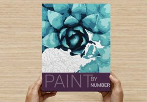 paint by number free booklet