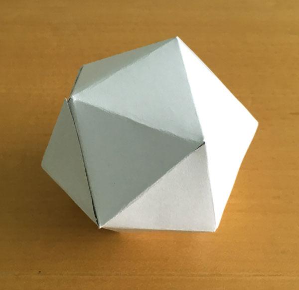 Icosahedron Decor