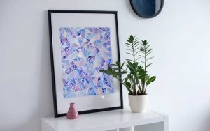 abstract art turorial