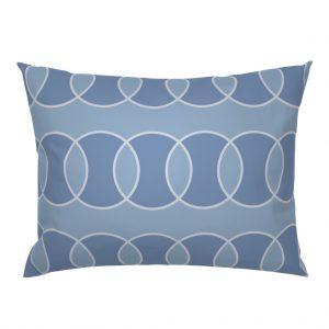 bubble pillow sham