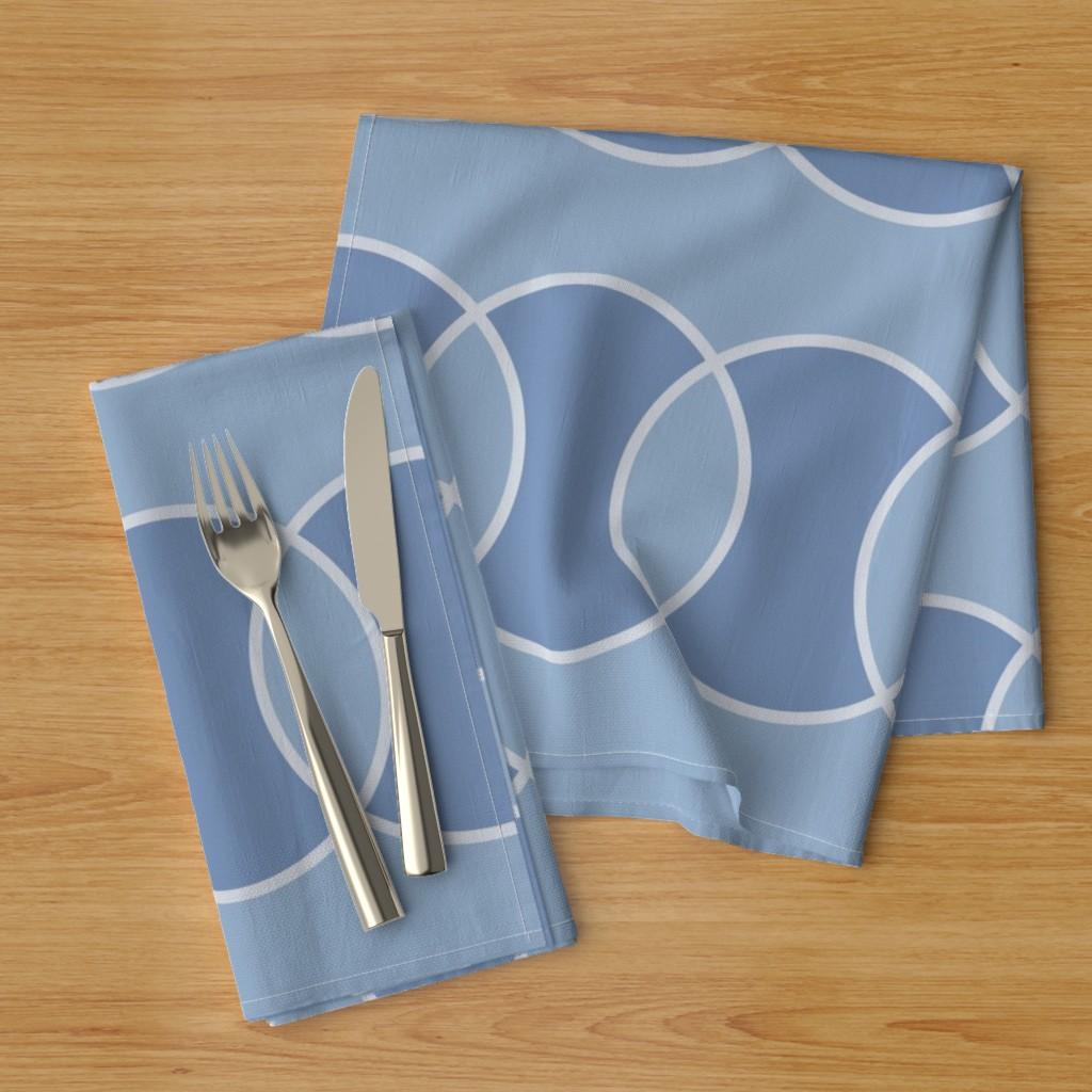 bubbly napkins