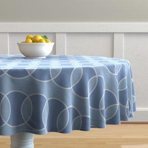 bubble table cloth