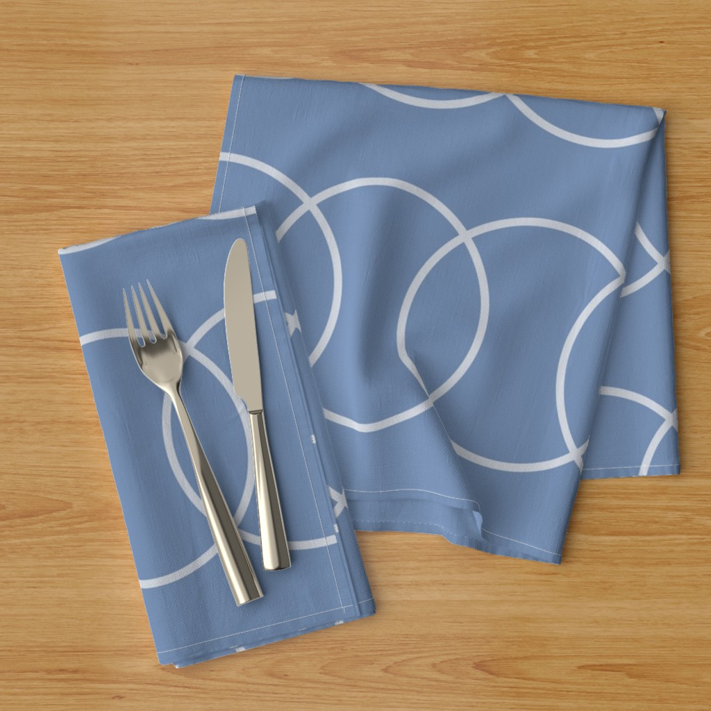 contemporary diiner napkins