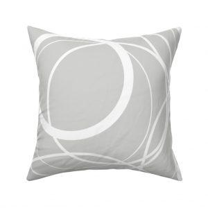 contemporary throw pillow