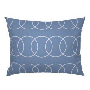contemporary pillow sham