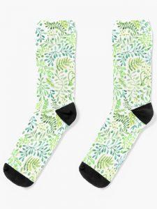 foliage socks