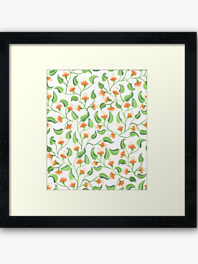 jewel weed framed art