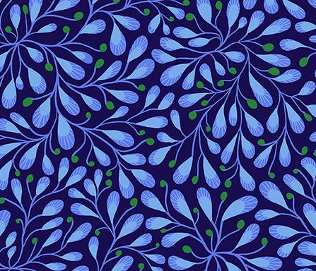 indigo leaves