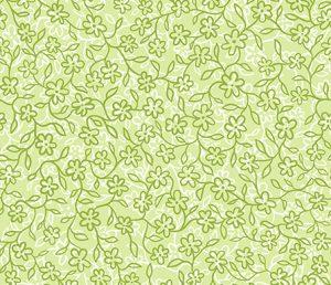 spring green fabric