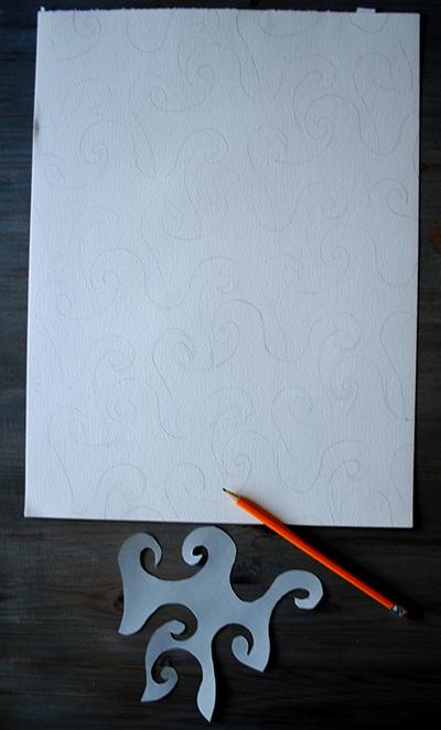 tessellated art