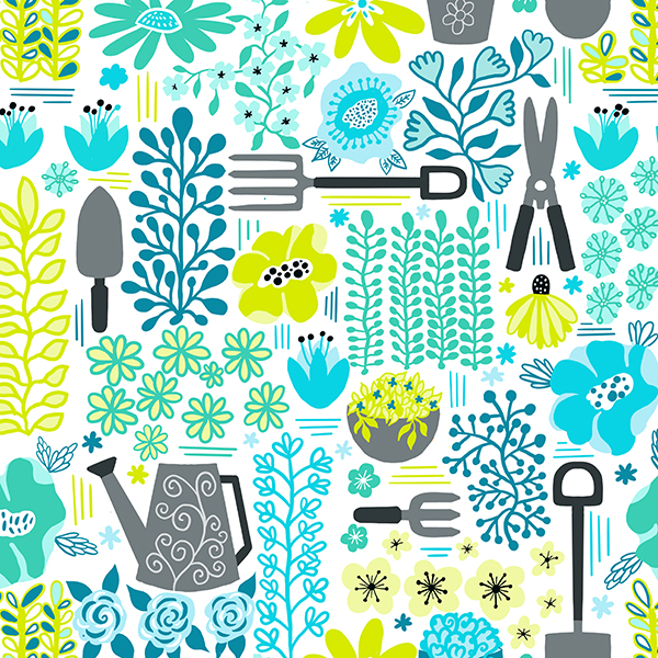 cultivate your garden fabric