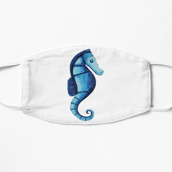 seahorse face mask